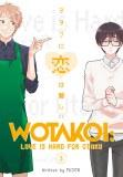 Wotakoi Love is Hard for Otaku Vol 03