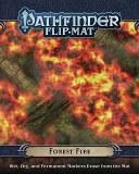 Pathfinder Flip-Mat Forest Fire