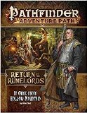 Pathfinder Adventure Path #134 Return of the Runelords 2 of 6 It Came From Hollow Mountain