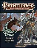Pathfinder Adventure Path #142 Tyrants Grasp Part 2 Gardens of Gallowspire