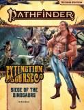 Pathfinder Adventure Path 154 Extinction CurseSiege of the Dinosaurs