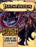 Pathfinder Adventure Path 155 Extinction Curse Land of the Black Sands