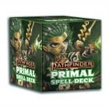 Pathfinder Spell Cards Primal
