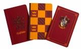 Harry Potter Gryffindor Pocket Notebook Collection (Set of 3)