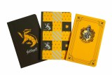 Hufflepuff Pocket Notebook Collection (Set of 3)