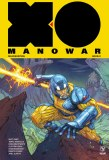 X-O Manowar (2017) Matt Kindt Dlx HC Vol 01