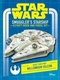 Star Wars Smuggler's Starship Activity Book and Model: Make Your Own Millennium Falcon