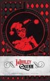 Harley Quinn Hardcover Ruled Pocket Journal