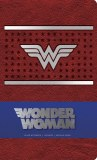 Wonder Woman Softcover Ruled Journal