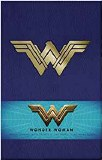 Wonder Woman Blue Ruled Journal