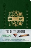 DC TV Universe 3 Pack Journals