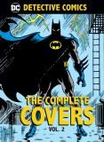 Detective Comics Complete Covers HC Vol 02