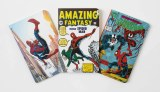 Spider-Man Through the Ages Pocket Notebook Collection