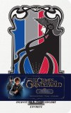 Fantastic Beasts Crimes of Grindelwald Ministaire Des Affaires Magiques Journal