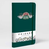 Friends Central Perk Hardcover Journal