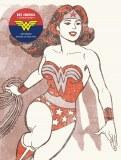 Wonder Woman Vintage HC Dot Journal