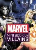 Marvel Mini Book of Villains HC
