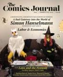 Comics Journal #304
