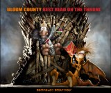 Bloom County Best Read Throne TP