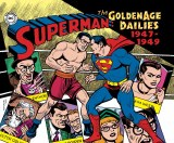 Superman the Golden Age Newspaper Dailies HC 1947-1950