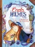 Enola Holmes Case of Lefthanded Lady HC