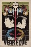 Star Trek Year Five TP Vol 01 Odysseys End