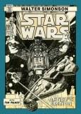 Walter Simonson Star Wars Artists Edition HC