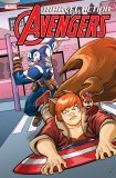 Marvel Action Avengers TP Book 05 Off the Clock