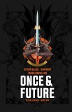 Once & Future Dlx Ed HC Book 01