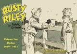 Rusty Riley Dailies HC Vol 02 1949-1951