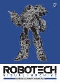 Robotech Visual Archive Genesis Climber Mospeada HC
