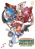 Samurai Pizza Cats Official Fanbook