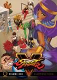 Street Fighter V HC Vol 01 Champions Rising