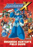 Mega Man X Maverick Hunters Field Guide HC