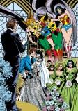 JLA Wedding of the Atom & Jean Loring HC