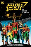 Justice Society of America Demise of Justice HC