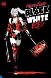 Harley Quinn Black White Red TP