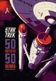 Star Trek 50 Artists 50 Years