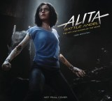 Art of Alita Battle Angel HC