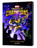 Marvel Contest of Champions Art of the Battlerealm HC