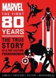 Marvel Comics First 80 Years HC