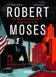 Robert Moses Master Builder of New York City HC