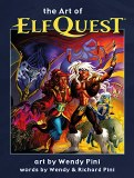 Art of ElfQuest HC
