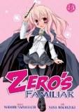 Zeros Familiar Omnibus Vol 01