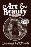 Art and Beauty Magazine Drawings by R Crumb HC