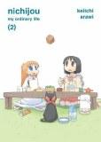 Nichijou My Ordinary Life Vol 02