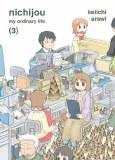 Nichijou My Ordinary Life Vol 03