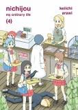 Nichijou My Ordinary Life Vol 04
