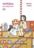 Nichijou My Ordinary Life Vol 05