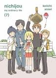 Nichijou My Ordinary Life Vol 07